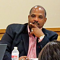 New SCDP chairman Michael Pope