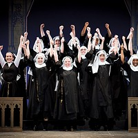Sister Act the Musical at Playhouse on the Square.