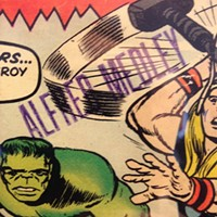 Comic Book Documentary Who The Hell Is Alfred Medley? Holds Preview Fundraiser