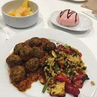 Eating at IKEA