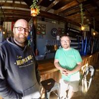 Memphis Made co-founders Andy Ashby and Drew Barton.