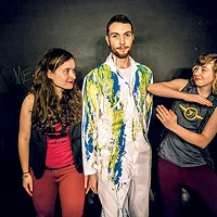 The Accidentals will perform at the Big River Block Party, March 10th.