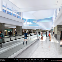 New Concourse, Parking Garage Part of Airport Five-Year Plan