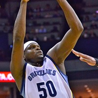 Zach Randolph turned back the clock against the Spurs in Game 3.