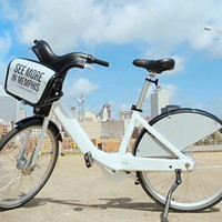 Memphis to Launch Bike Sharing System