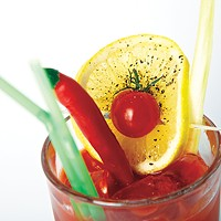 Tomato Sauced: Beyond the Bloody Mary.