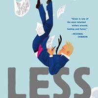 On Andrew Sean Greer's funny new novel.