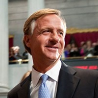 Haslam Urges Action on Forrest Statue