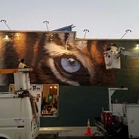 New Mural Installed on Highland Strip