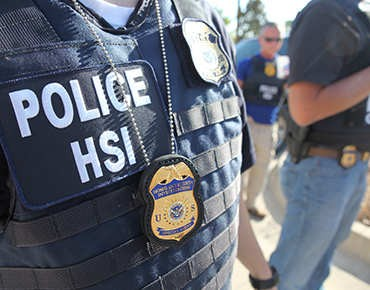 Federal agents conducted their own investigation of the matter. - HOMELAND SECURITY INVESTIGATIONS
