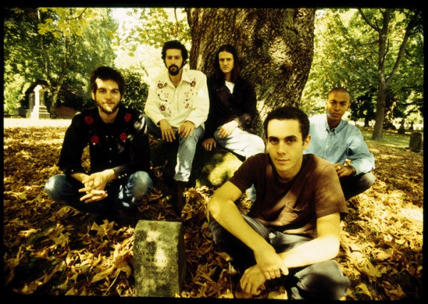 The Freewheelers, ca. 1995 - JAY BLAKESBERG