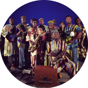 African Jazz Ensemble