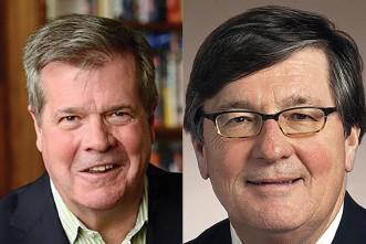 DEM: Karl Dean and Craig Fitzhugh