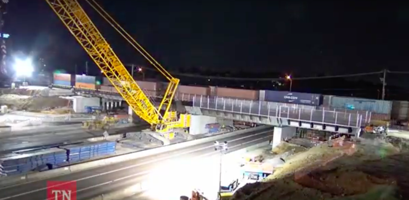 VIDEO: Time Lapse Shows Work on MemFix 4   News Blog
