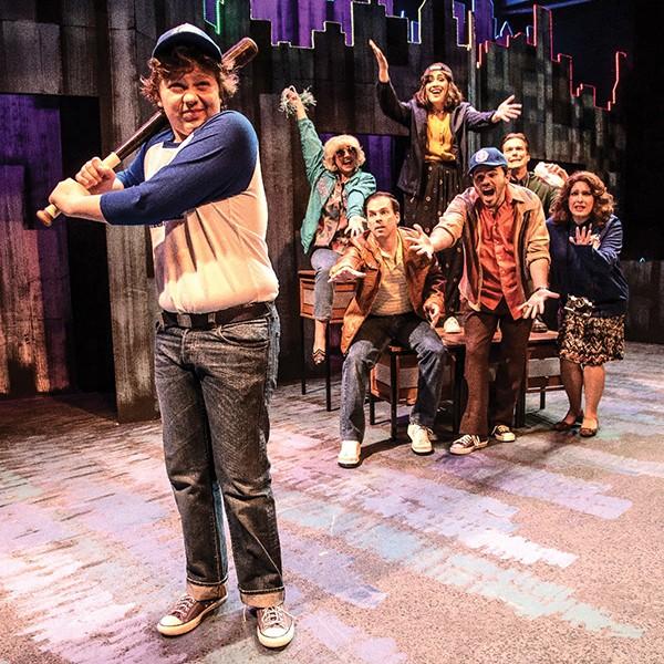 Falsettos, Next Stage, Theatre Memphis