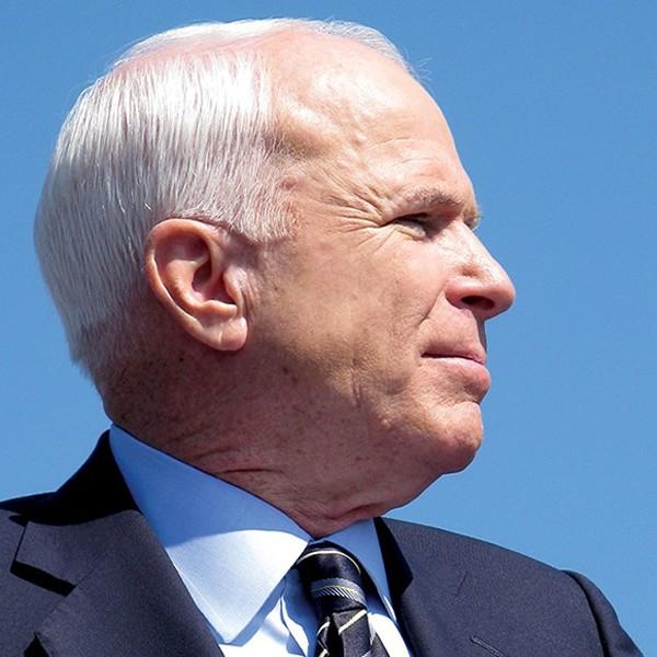 Senator John McCain - TRACEYWOOD | DREAMSTIME.COM