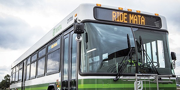 Cuts threaten the 31 Firestone route. - MEMPHIS AREA TRANSIT AUTHORITY