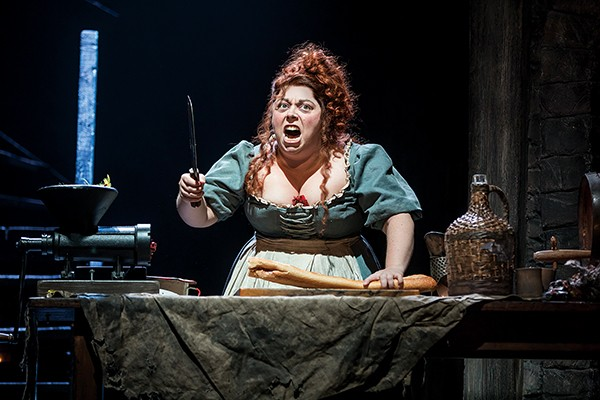 Allison Guinn as Madame Thénardier