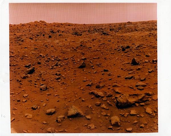 NASA photo of Mars