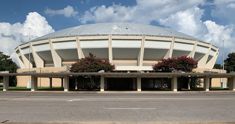 Mid-South Coliseum - FACEBOOK/COLISEUM COALITION