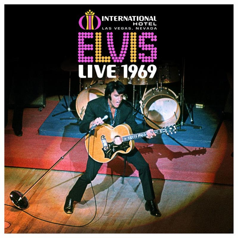Elvis Live 1969: Bearing Witness To The King's Triumphant
