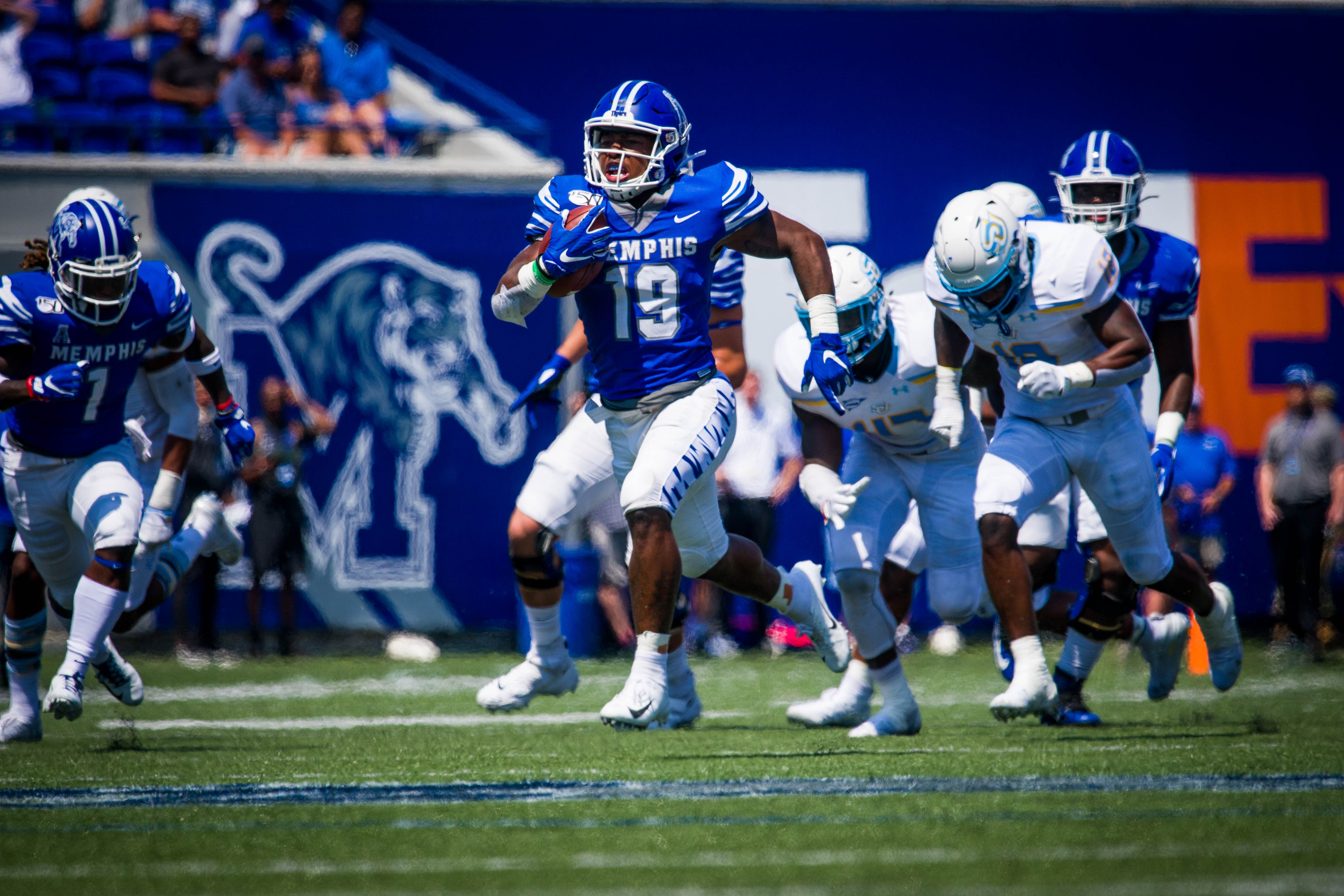 Three Thoughts On Tiger Football Tiger Blue