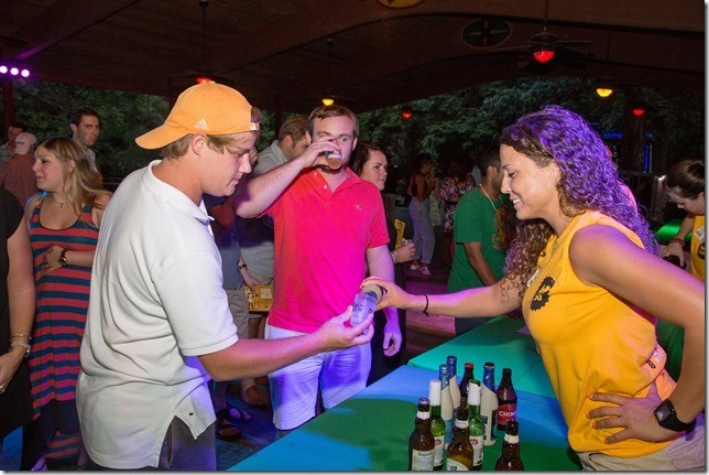 Alcohol can now only be served at the Memphis Zoo during special events like Zoo Brew.