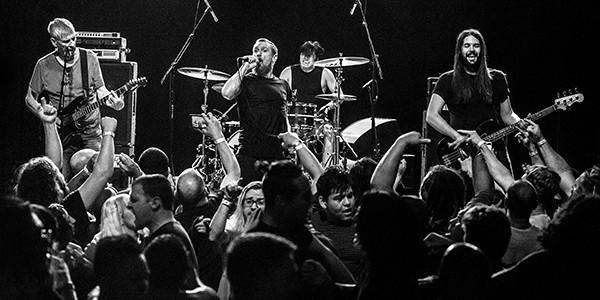Black Flag: Seminal Punk Group Hits Memphis
