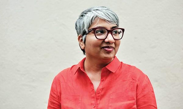 Deepa Anappara - LIZ SEABROOK