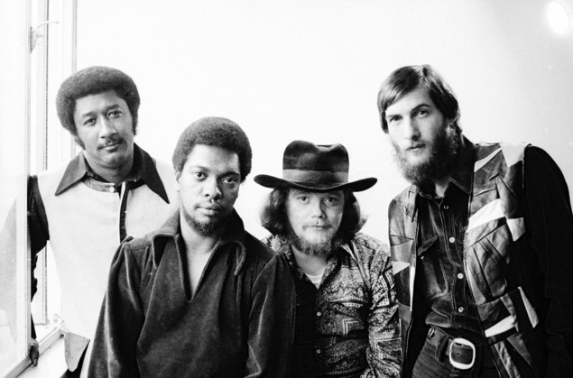 Booker T. & the MGs - COURTESY OF THE DEANIE PARKER COLLECTION