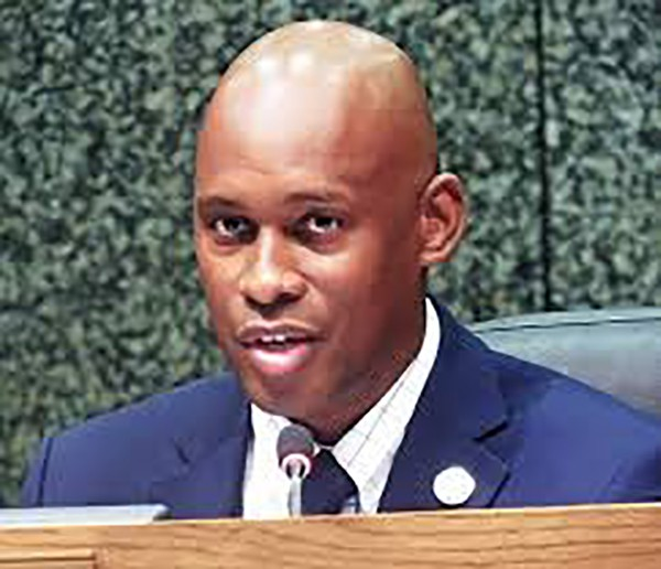 Commissioner Van Turner - JACKSON BAKER