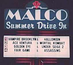 Malco's Summer Four Drive-in - DRIVEINMOVIE.COM