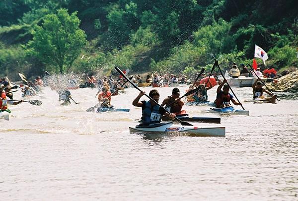 Outdoors Inc.'s annual Canoe and Kayak Race goes virtual. - JOE ROYER