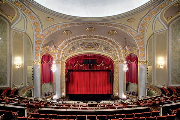 Motion picture magic is coming back to the Orpheum.