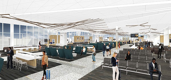 Memphis International Airport may see concourse modernizations. - MEMPHIS AND SHELBY COUNTY AIRPORT AUTHORITY