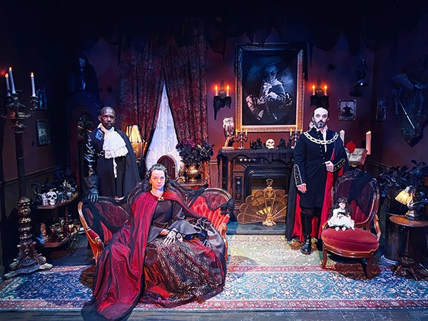 Season 3 of What We Do in the Shadows looks lit. - FACEBOOK/THEATRE MEMPHIS