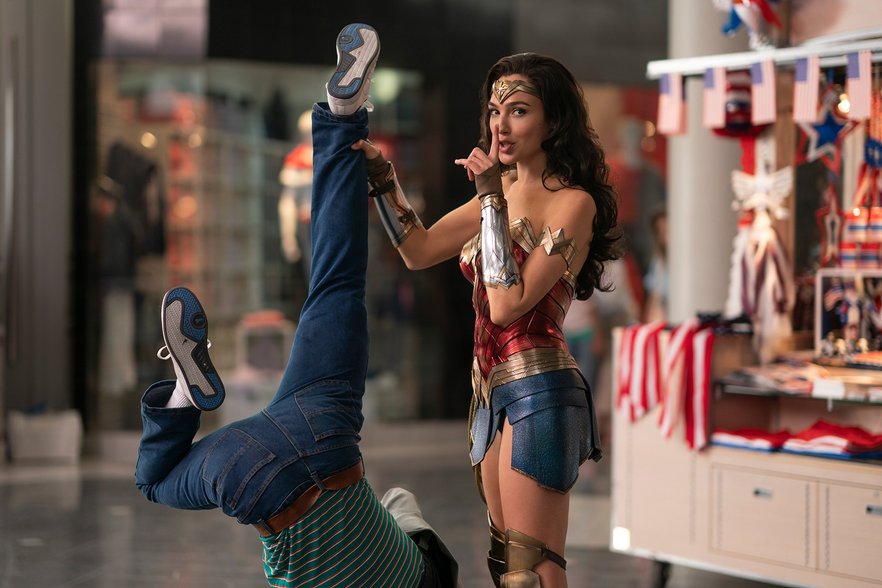 WTF WW? Wonder Woman 1984 Crashes the Invisible Jet | Film/TV/Etc. Blog