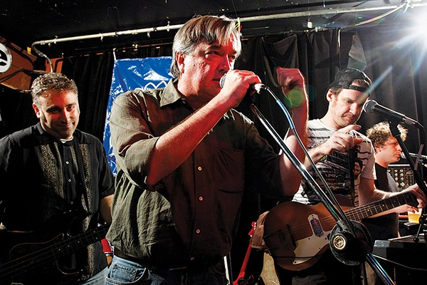 "Ross Johnson plays Goner Records' ""Beale Street Takeover 2"" on Friday. - COURTESY OF GONER RECORDS"