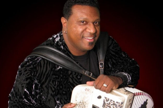 Chubby Carrier plays the Levitt Shell this Friday.