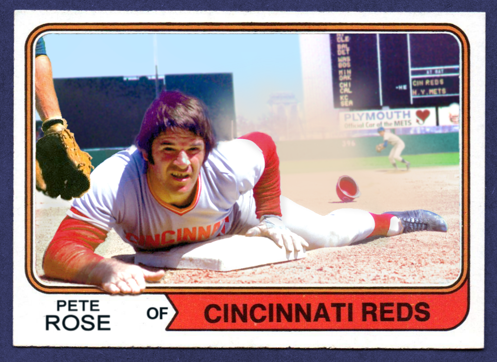 """pete rose in the hall of 14072015 cincinnati — there is no debate in this neck of the woods pete rose should be reinstated pete rose is a hall of famer pete rose is """"our bad guy."""