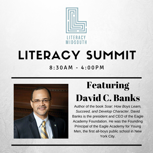 Register Now for Literacy Mid-South's Literacy Summit in