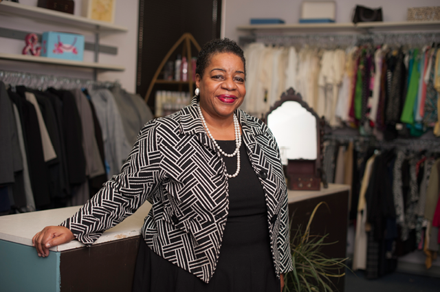 Sandra Burke, DFS Memphis Executive Director.