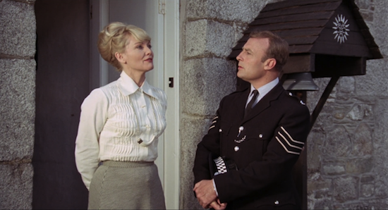 Diane Cliento and Edward Woodward