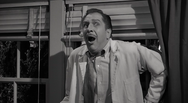 If Vincent Price is this scared, you know it must be bad.