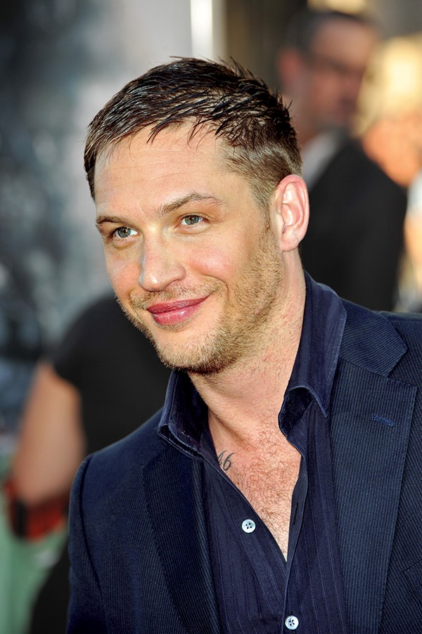 Tom Hardy's Lips | T...