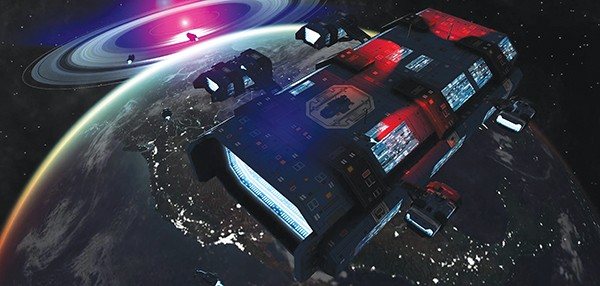 An image from Population III: Fallen Space - MEMPHIS GAME DEVELOPERS