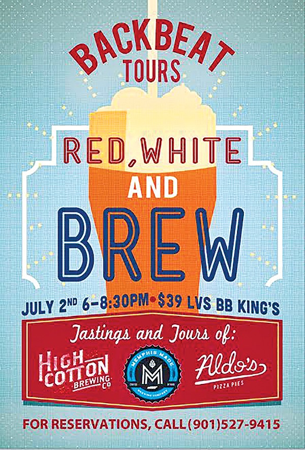 Big Red Bus Brewery Tour