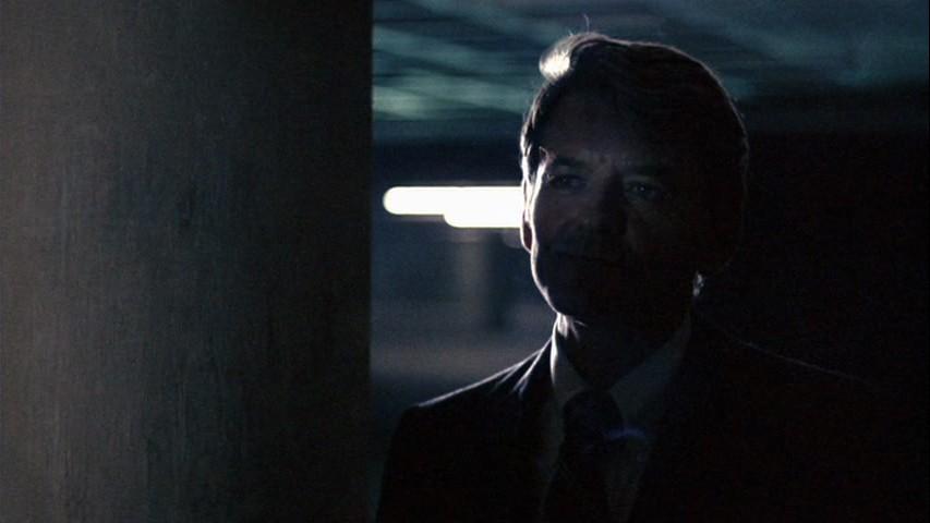 Hal Holbrook as Deep Throat.