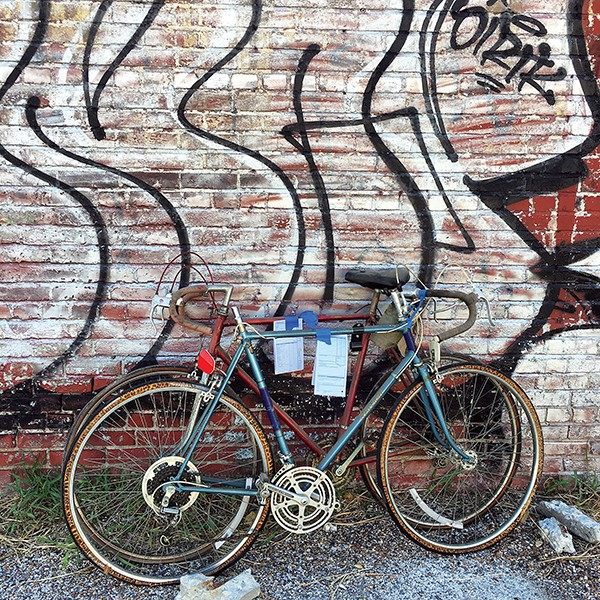 Freewheel has 30 rehabbed, vintage bikes.