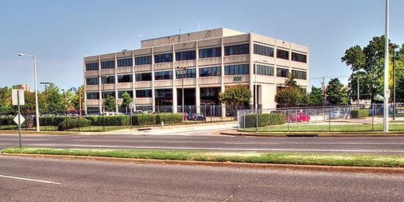 The Urban Child Institute's headquarters on Jefferson. - JUSTIN FOX BURKS